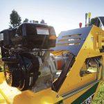 RTX130 trencher Vermeer tree care